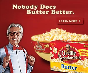 I Never Grew Up » Giveaway–Orville Redenbacher's Popcorn Gift Pack