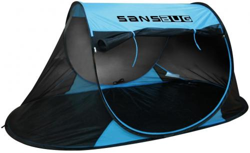 The SansBug Tentsare designed for single double or triple occupancy. Features include an oversized single-zip easy-access entry durable mesh ...  sc 1 st  I Never Grew Up & I Never Grew Up » SansBug Tent Review