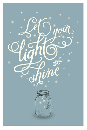 I Never Grew Up » Back to School Annual Dinner: Let Your Light So ...