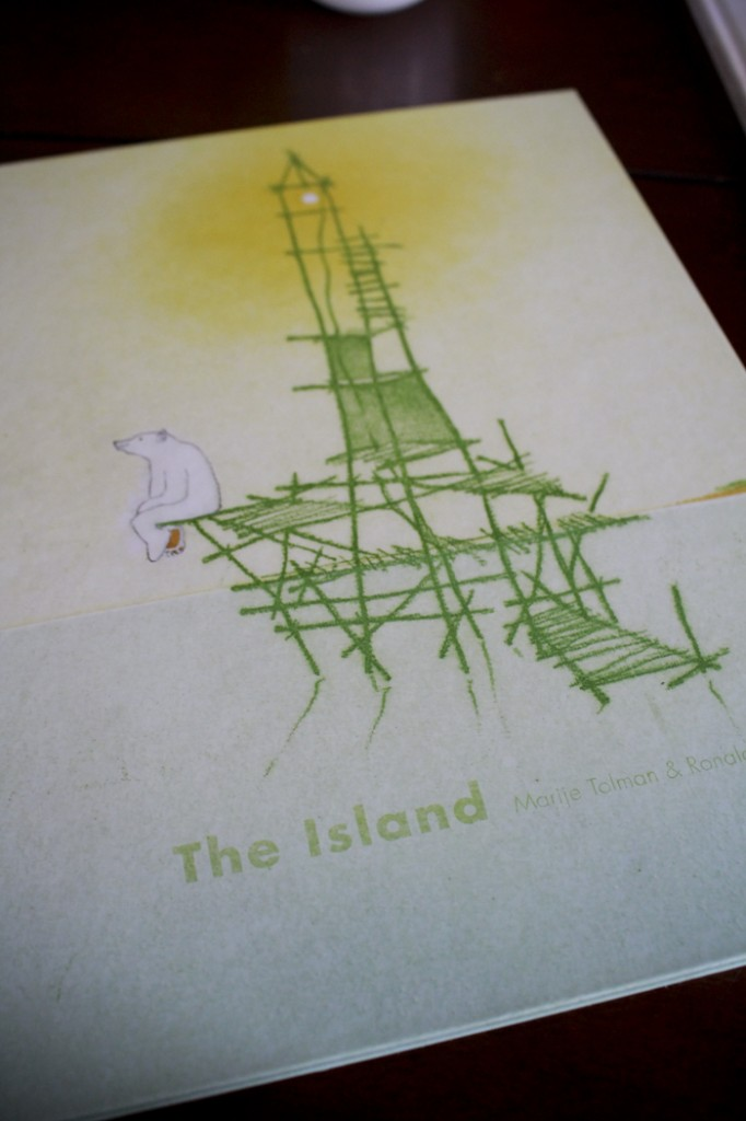 The Island by Marije and Ronald Tolman