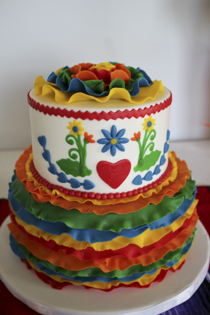 mexicanfiestacake