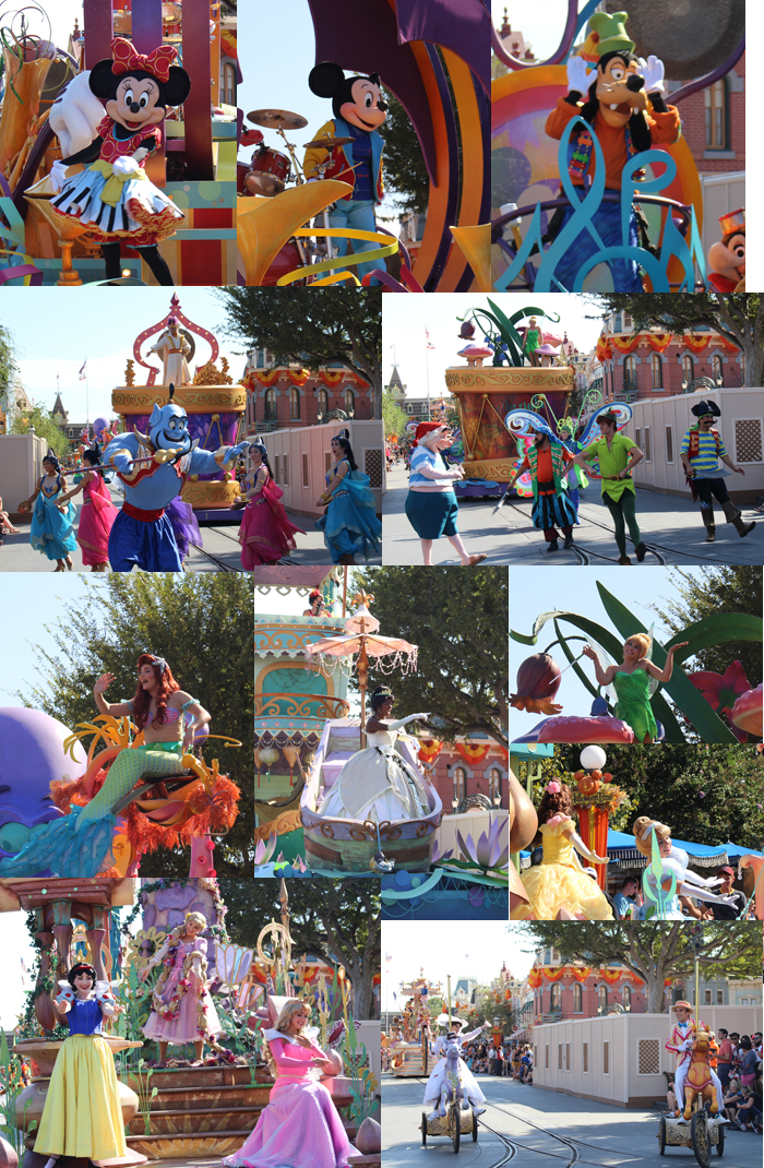disneyparade