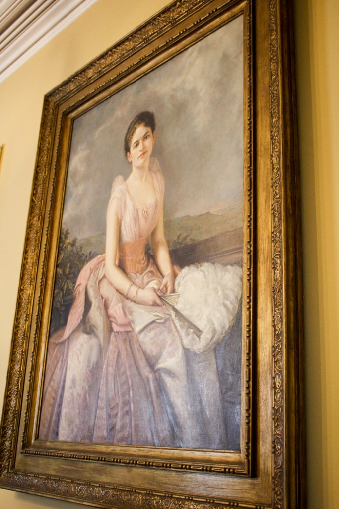 Juliette Gordon Low art
