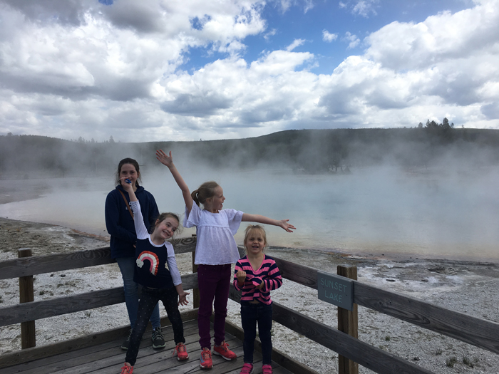 girlsinyellowstone